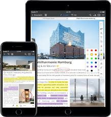 how to annotate pdf on ipad and iphone best pdf annotator ipad