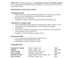 resume beautiful entry level resumes entry level resume example