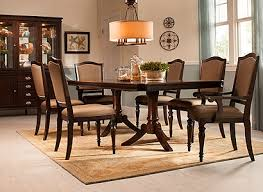 Raymour And Flanigan Bay City Transitional Dining Collection Design Tips U0026 Ideas