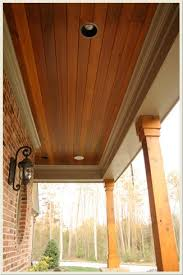 wood patio ceiling home design ideas and pictures