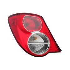 2015 chevy sonic tail light eagle chevy sonic 2012 2015 replacement tail light