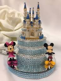mickey and minnie cake topper buy mickey and minnie castle cake topper centerpiece decoration