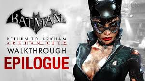 halloween city return policy batman return to arkham city epilogue catwoman final episode