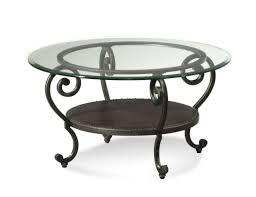 coffee table unique round metal sale tables glass thippo