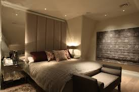 bedroom modern bedroom with gypsum false ceiling design ideas