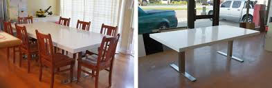 Quality Stone Tables  Custom Design  Manufactured United - Stone kitchen table