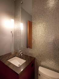 Simple Bathroom Tile Ideas Colors Small Bathrooms Big Design Hgtv
