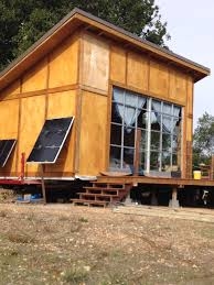 tiny house non warping patented honeycomb panels and door cores