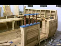 how to make a buffet table how to build a pirate ship buffet table