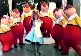 Tweedle Dee And Tweedle Dum Costumes Why For Were Tweedle Dum U0026 Tweedle Dee Banned From The Disney