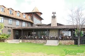 grand canyon el tovar hotel paradise found tours