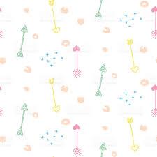 baby pattern design nursery kid background stock vector more