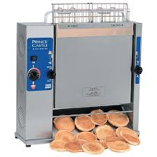 Catering Toaster Prince Castle Vertical Contact Toaster 297 T12p Gm859 Toasters