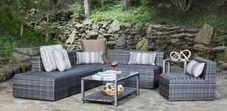 Woodard Cortland Cushion Patio Furniture Woodard Woven Outdoor Wicker Patiosusa Com