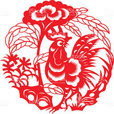 zodiac sign for year of rooster stock vector art 531173936 istock