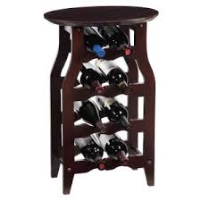 floor standing wine racks hayneedle