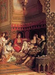 Ottoman Harem A 15th Century Ottoman Harem Andrew Chapman Author And Composer