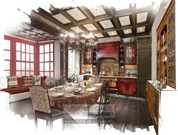 Pro Kitchen Design Photos And Drawings Of Kitchen Interiors