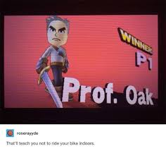 Prof Oak Memes - just 24 funny memes and posts about super smash bros smosh