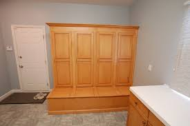 Laundry Room Storage Cabinets by Laundry U0026 Mud Room Renovation Gallery Hurst Remodel