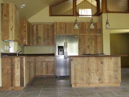 Barnwood Kitchen Cabinets Custom Kitchen Islands Reclaimed Wood Kitchen Islands