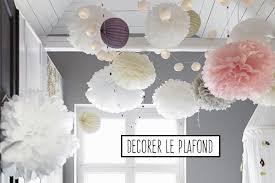 décoration plafond chambre bébé guirlande jool décoratrice d intérieur décoration