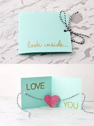 Homemade Mothers Day Cards by 30 Unique Diy Valentines Day Cards U0026 Envelopes Diy Valentine