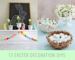 easter decorations 13 of the best easter decoration diys