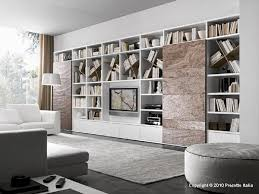 Living Room Organization Ideas Large White Living Room Cabinets With Several Drawers And Shelves