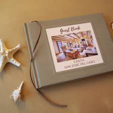 customizable guest books custom vacation home guest book family cabin guest books guest