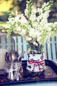 Vases At Michaels Fabric Wrapped Mason Jar Vases U2022 Whipperberry
