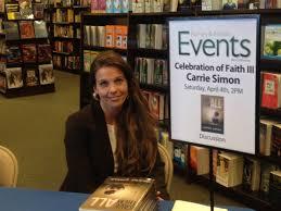 Barnes Noble Chattanooga Carrie Simon Past Appearances Carrie Simon Author U0026 Child