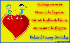 belated birthday wishes for girlfriend u2013 wishesmessages com