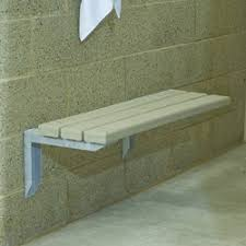 Metal Deck Bench Brackets - benches series pilot rock