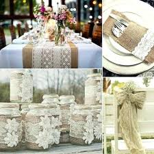 rustic wedding decorations for sale wedding decorations using burlap table decorations with burlap
