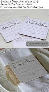 my advice for the and groom cards advice for the and groom coasters alternative wedding