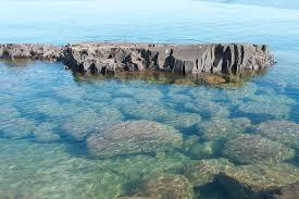 Michigan lakes images Lakes michigan huron are now clearer than superior michigan radio jpg