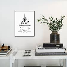 compare prices on nursery wall decorations online shopping buy poster typography design black white nordic canvas art print nursery pictures family decor for painting on