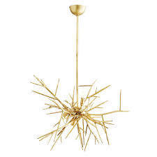 arteriors home locust thorn chandelier gold u2013 clayton gray home