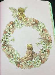 flower fairies coloring book review coloring queen