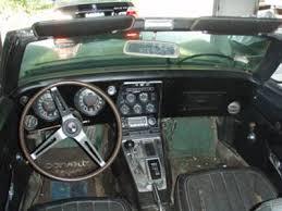 1968 corvette interior 68 corvette matching s l 79 roadster project for sale