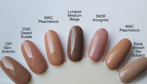 nail polish u2013 best brands u0026 colors for your skin tone how to