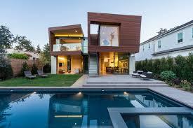 michael kovac designs a new house in santa monica contemporist