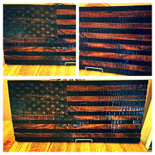 wall arts reclaimed wood american flag wall large wooden