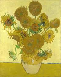 How To Paint A Flower Vase Sunflowers Van Gogh Series Wikipedia