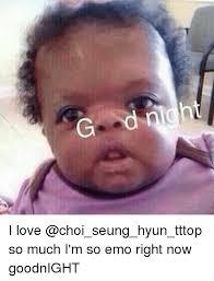 Goodnite Meme - i love so much i m so emo right now goodnight meme on me me