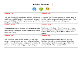 e safety outstanding lesson by naimish teaching resources tes