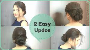 27 easy updos to wear with everything updo hairstyles we love 100 easy updo hairstyles updo hairstyles low bun easy updo