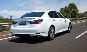 lexus australia auto buzz 2016 lexus gs pricing and specifications new looks