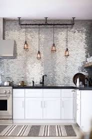 kitchen feature wall ideas great lights on kitchen feature wall don t about the silver